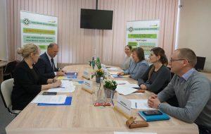 DFS 300x190 - Стан стягнення боргів на користь Пенсійного фонду України розглядали на засіданні робочої групи