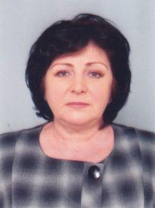 Dushenko N.O. 224x300 - Пенсійний фонд Луганської області в обличчях