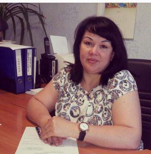 Kasyanenko Nataliya Oleksiyivna 295x300 - Пенсійний фонд Луганської області в обличчях