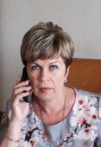 Kosyanova 208x300 - Пенсійний фонд Луганської області в обличчях