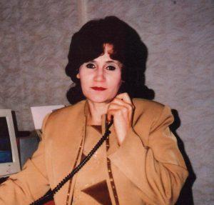 Kozhyhova Lyudmyla Petrivna 300x287 - Пенсійний фонд Луганської області в обличчях