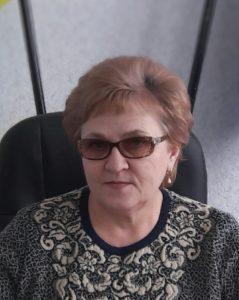 SHulika O.YE 239x300 - Пенсійний фонд Луганської області в обличчях