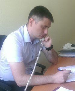 Telefon garyachoyi liniyi P.V 249x300 - Баранов Павло Валентинович