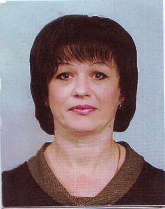 Zosimenko Olena Anatoliyivna 237x300 - Пенсійний фонд Луганської області в обличчях