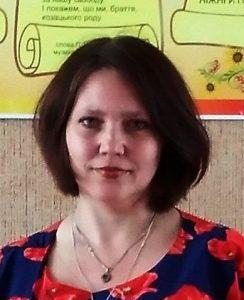 kiseleova 244x300 - Пенсійний фонд Луганської області в обличчях